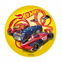 Discos de Hóstia Hot Wheels...