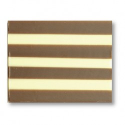 Rectangulos Chocolate Negro...
